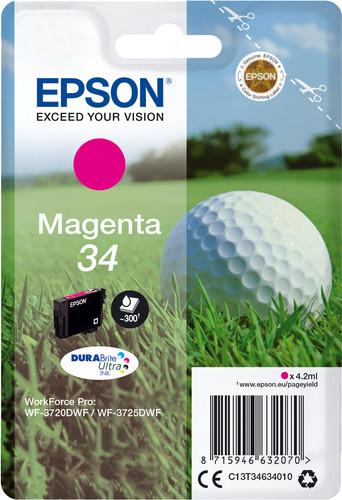 Epson 34 Patrone Magenta Main Image