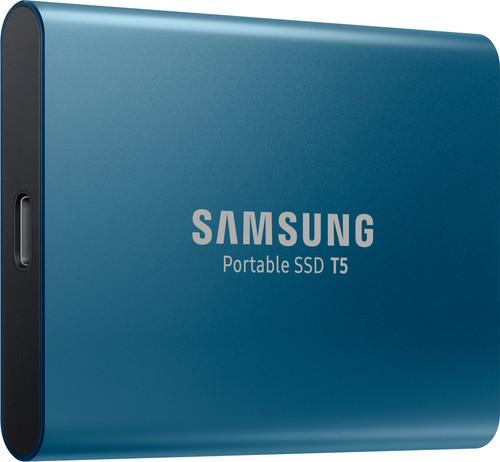Samsung Portable SSD T5, 500 GB Main Image