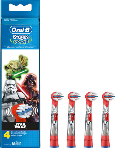 Oral-B Stages Power Disney Star Wars (4 Stück) Main Image