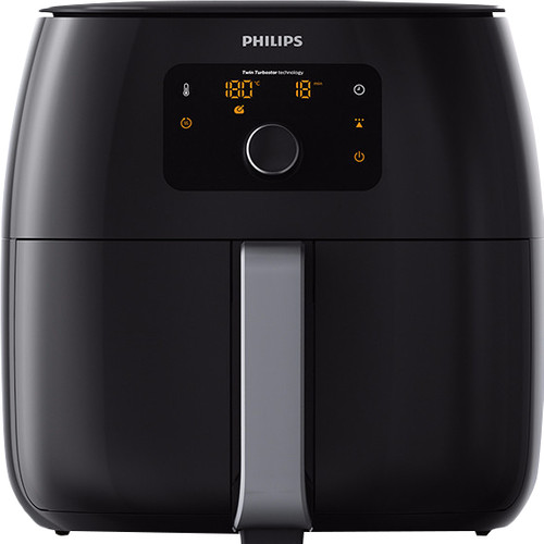 Philips Avance Airfryer XXL HD9650/90 Schwarz Main Image