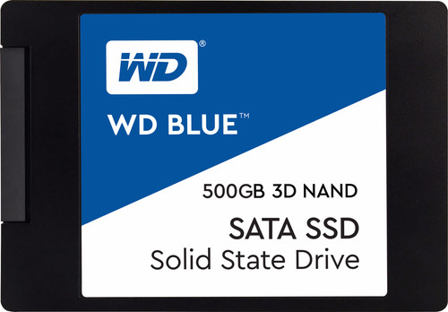 WD Blue 3D NAND, 2,5 Zoll, 500 GB Main Image