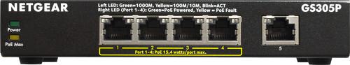 Netgear GS305P Main Image