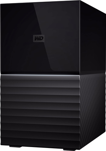 WD My Book Duo 16 TB Main Image