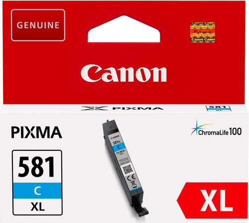Canon CLI-581XL Patrone Cyan Main Image