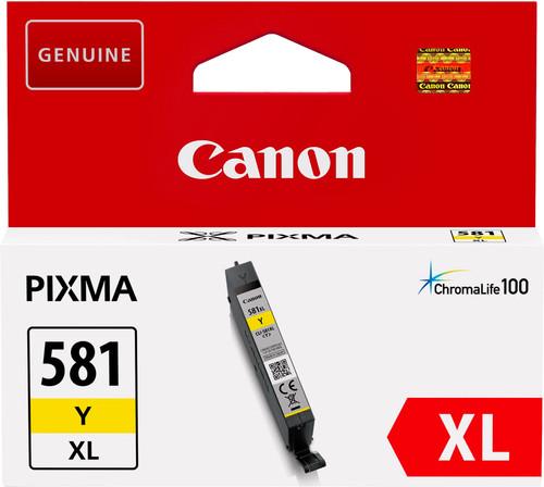 Canon CLI-581XL Patrone Gelb Main Image