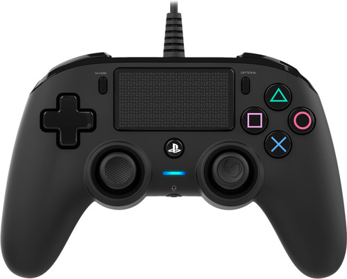 Nacon PS4 Official Wired Controller in Schwarz Main Image