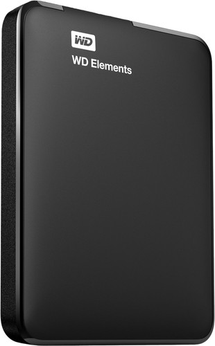 WD Elements Portable 4 TB Main Image