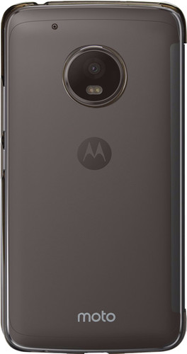 Motorola Moto G5 Touch Book Case dunkelgrau Main Image