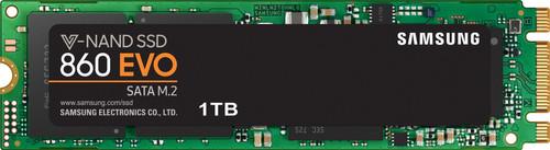 Samsung 860 EVO M.2, 1 TB Main Image