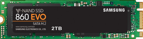Samsung 860 EVO M.2, 2 TB Main Image