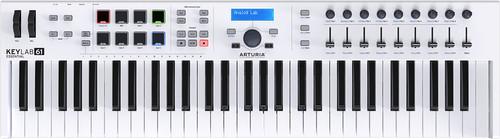 Arturia Keylab Essential 61 Weiß Main Image