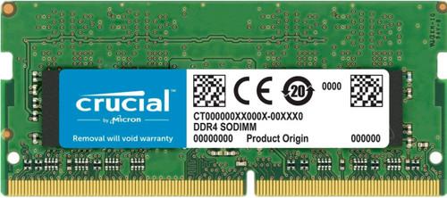 Crucial Apple 16 GB DDR4 SODIMM 2.400 MHz (1x16GB) Main Image