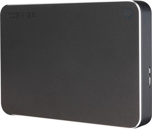 Toshiba Canvio Premium 2 TB Dunkelgrau Main Image