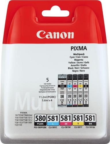 Canon PGI-580 / CLI-581 Patronen Kombipack Main Image