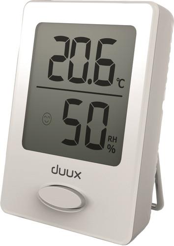 Duux Sense Hygrometer und Thermometer Weiß Main Image