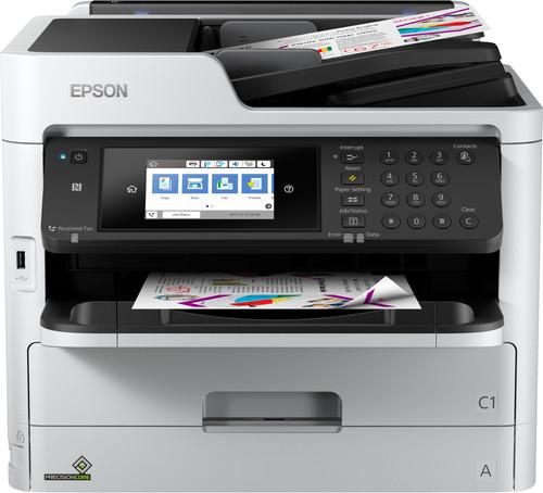 Epson WorkForce Pro WF-C5710DWF Main Image
