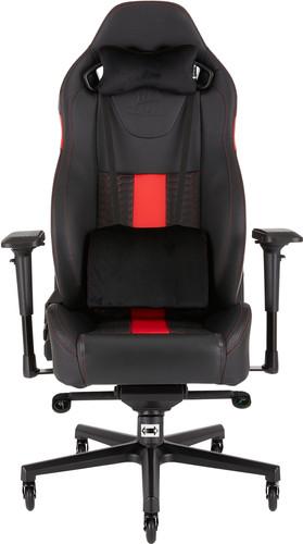 Corsair T2 Road Warrior Gaming Chair Schwarz/Rot Main Image