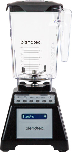 Blendtec Total Blender Schwarz Main Image