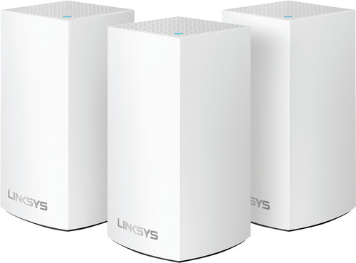 Linksys Velop Dualband-Multiroom-WLAN (3 Stationen) Main Image