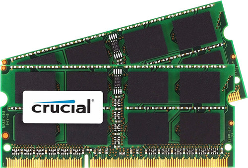 Crucial Apple 8GB DDR3L SODIMM 1.333 MHz (2x4GB) Main Image