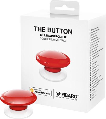 Fibaro The Button HomeKit Rot Main Image