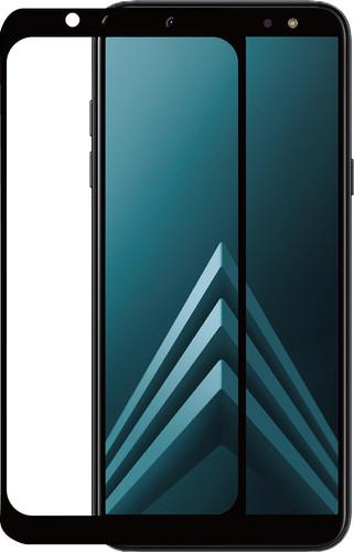 Azuri Samsung Galaxy A6 (2018) Displayschutzfolie aus gehärtetem Glas Duo Schwarz Main Image