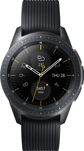 Samsung Galaxy Watch 42 mm Midnight Black Main Image