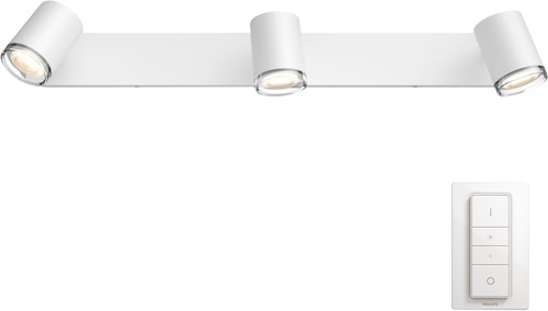 Philips Hue Adore 3-Spot Weiß Main Image