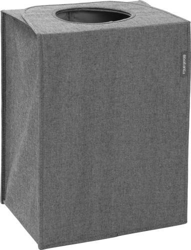 Brabantia Wäschetasche 55 Liter Rechteckig - Pepper Black Main Image