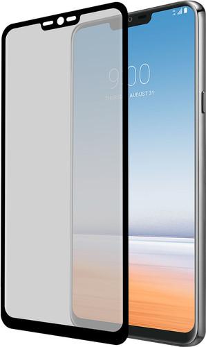 Azuri gebogenes gehärtetes Glas LG G7 Displayschutzglas Schwarz Main Image