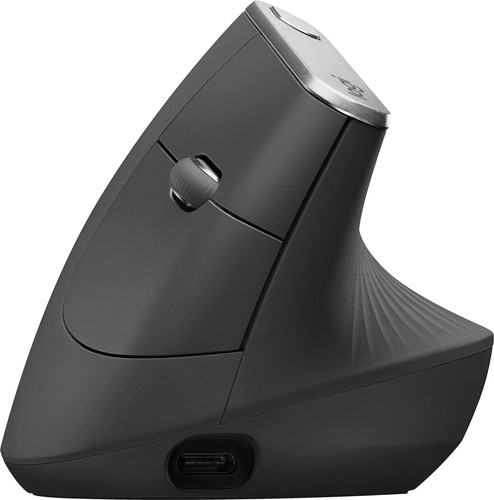 Logitech MX Vertikale Ergonomische Maus Main Image