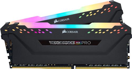 Corsair Vengeance RGB Pro 16GB DDR4 DIMM 3.000 MHz/15 (2x8GB) Schwarz Main Image