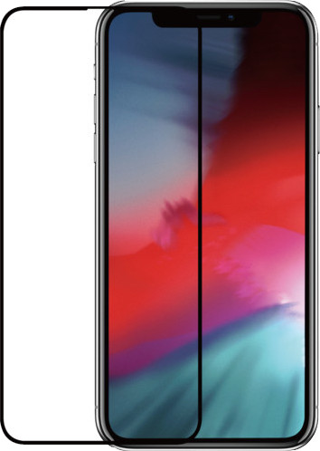 Azuri gehärtetes Glas Apple iPhone Xs Max / 11 Pro Max Displayschutzglas Schwarz Main Image