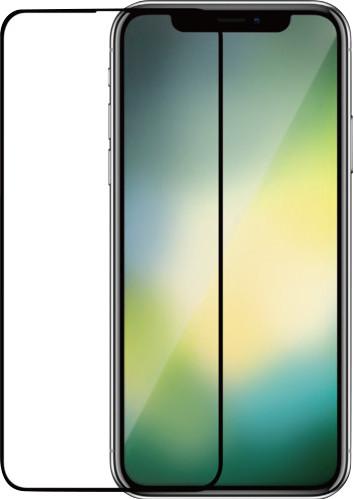 Azuri Fall freundlich Apple iPhone 11 / Xr Displayschutzfolie Glas Schwarz Main Image