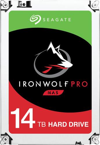 Seagate IronWolf Pro 14 TB Main Image