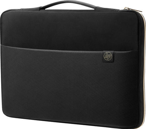 HP 14'' Carry Sleeve Black/Gold Main Image