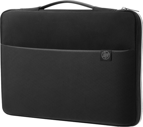 HP 14'' Carry Sleeve Black/Silver Main Image