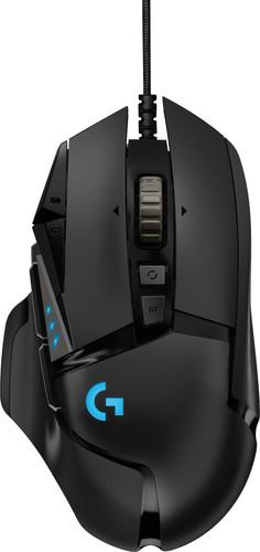 Logitech G502 HERO High Performance Gaming-Maus Main Image