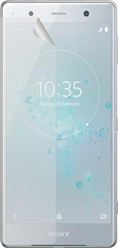 Azuri Sony XZ2 Displayschutzfolie Kunststoff Duo Pack Main Image