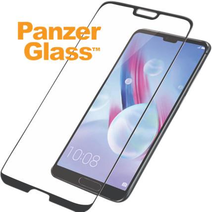 PanzerGlass Huawei P20 Schwarz Displayschutzglas Main Image