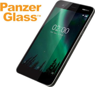 PanzerGlass Nokia 2 Displayschutzglas Main Image