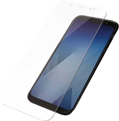 PanzerGlass Samsung Galaxy A6 (2018) Displayschutzglas Schwarz Main Image