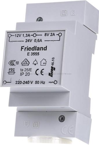 Friedland Klingeltrafo ¿ Transformator für Nest Hello Main Image