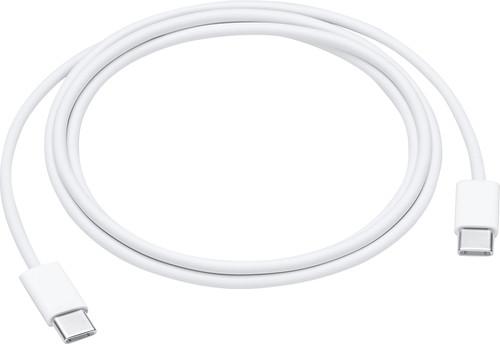 Apple USB-C- nach USB-C-Kabel 1 m Kunststoff Weiß Main Image