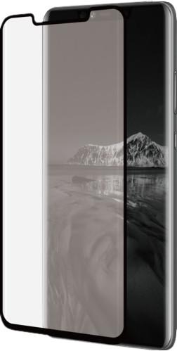 Azuri gebogenes gehärtetes Glas Huawei Mate 20 Pro Displayschutzglas Schwarz Main Image