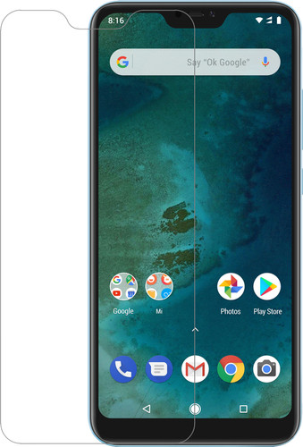 Azuri gehärtetes Glas Xiaomi Mi A2 Lite Displayschutzglas Main Image