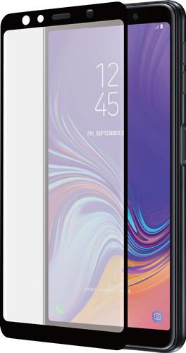 Azuri gebogenes gehärtetes Glas Samsung Galaxy A7 (2018) Displayschutzglas Schwarz Main Image