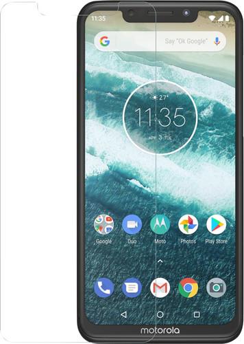 Azuri gehärtetes Glas Motorola One Displayschutzglas Main Image