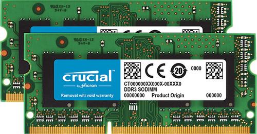 Crucial 16GB DDR3L 1600SODIMM für Mac Main Image