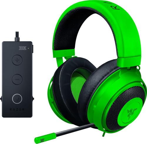 Razer Kraken Tournament Edition THX Gaming-Headset Grün Main Image
